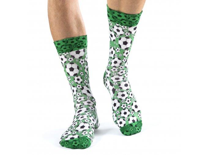 wigglesteps pánské ponožky SOCCER