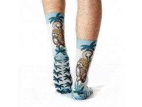 wigglesteps pánské ponožky SHIRKAN