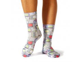 wigglesteps dámské ponožky TV