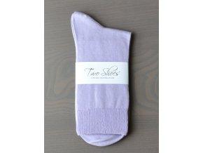 vyr 27svetle fialove panske ponozky two shoes 1